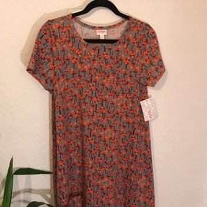 NEW Lularoe Carly dress size S
